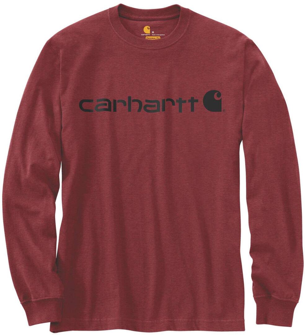 Carhartt EMEA Workwear Signature Graphic Core Logo Manica lunga
