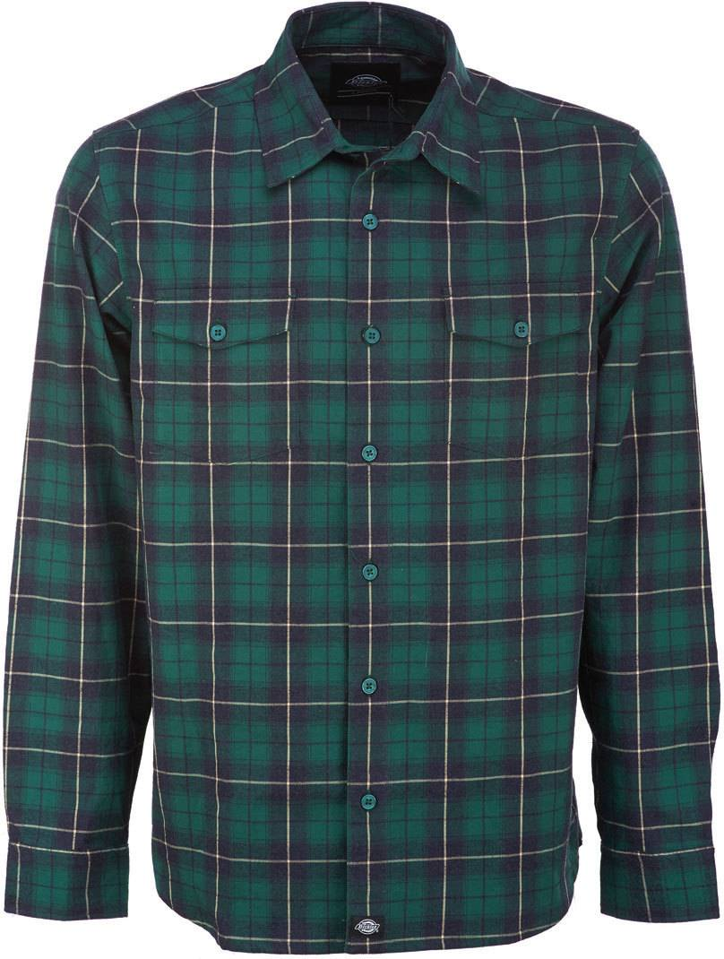 Dickies New Hope Camicia Verde XL