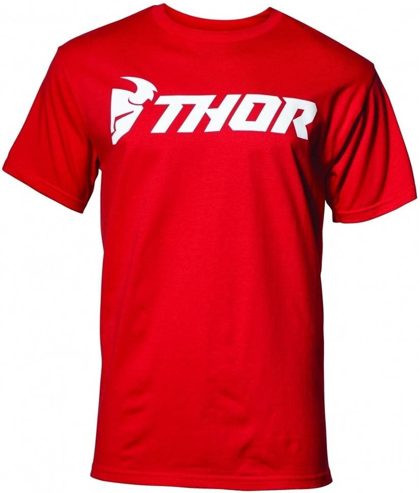 Thor Loud Youth t-shirt Rosso M