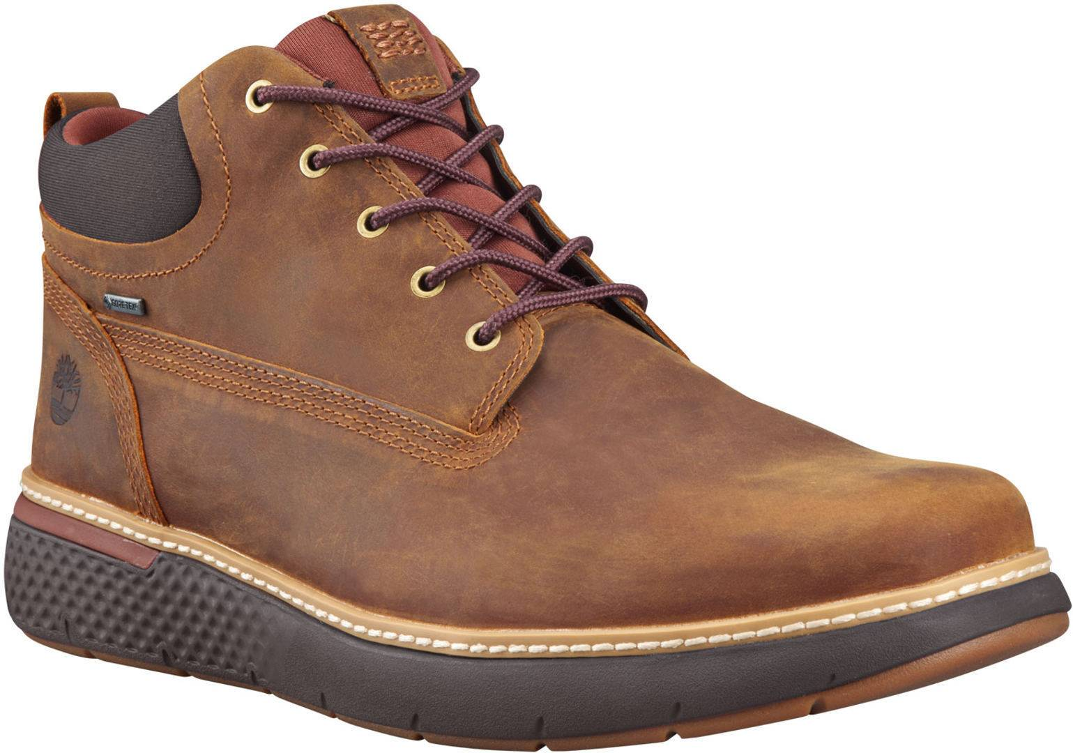 Timberland Cross Mark GTX Chukka Stivali Marrone 43