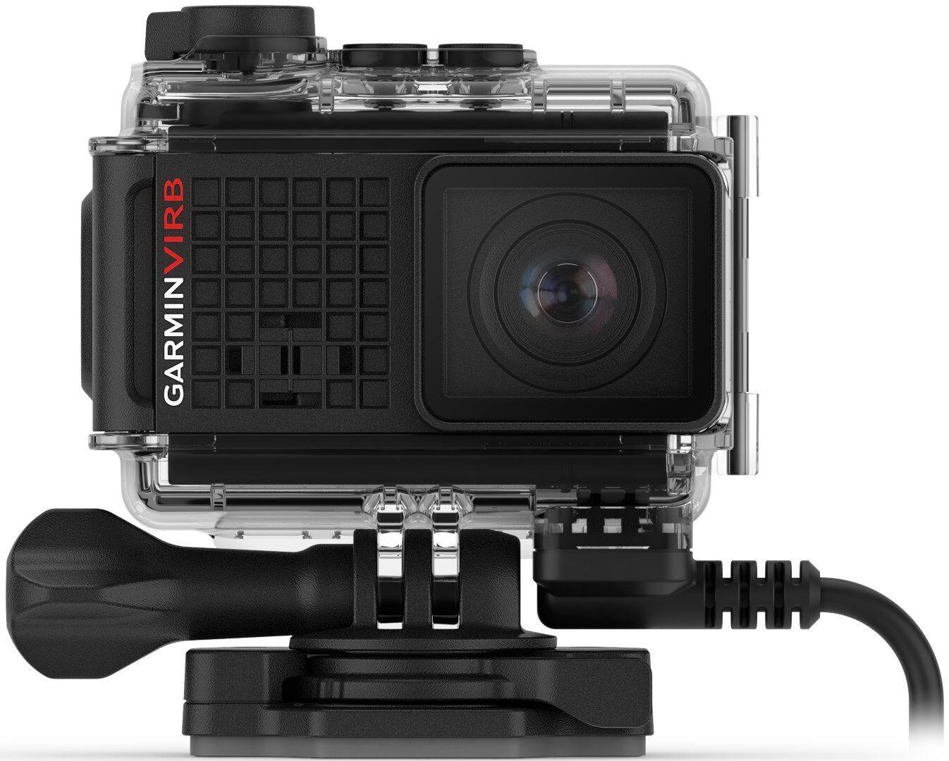 Garmin VIRB® Ultra 30 Azione fotocamera con supporto alimentato Nero unica taglia