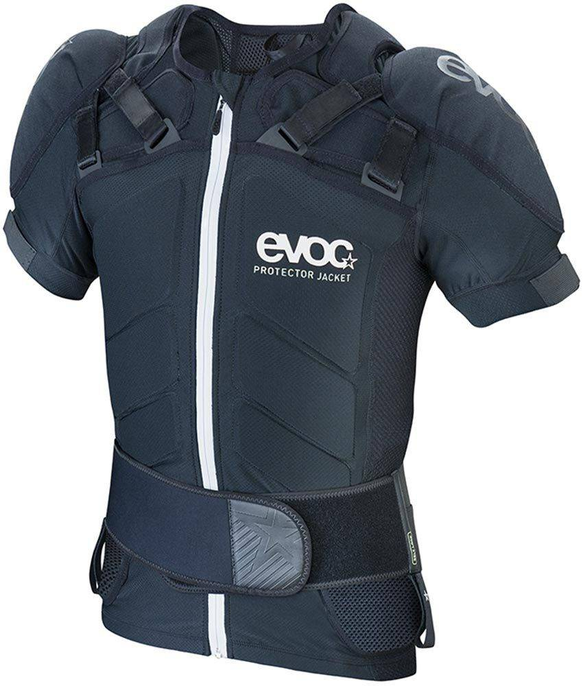 Evoc Protection Jacket Giacca Nero L