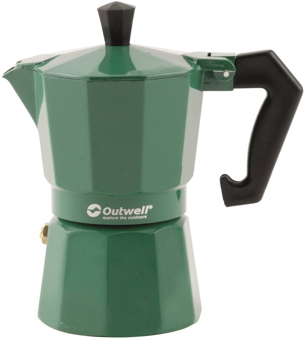Outwell Manley M Caffettiera Verde M