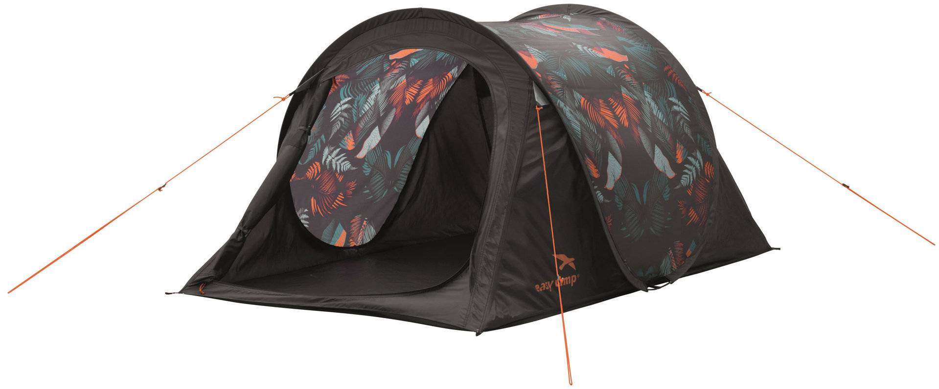 Easy Camp Nightden tenda Nero unica taglia