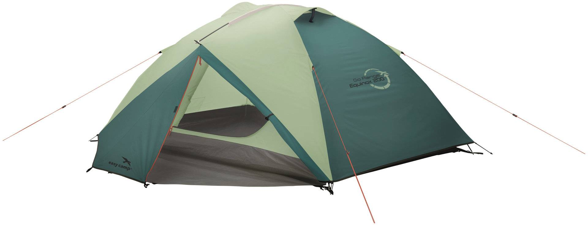 Easy Camp Equinox 200 tenda Verde unica taglia