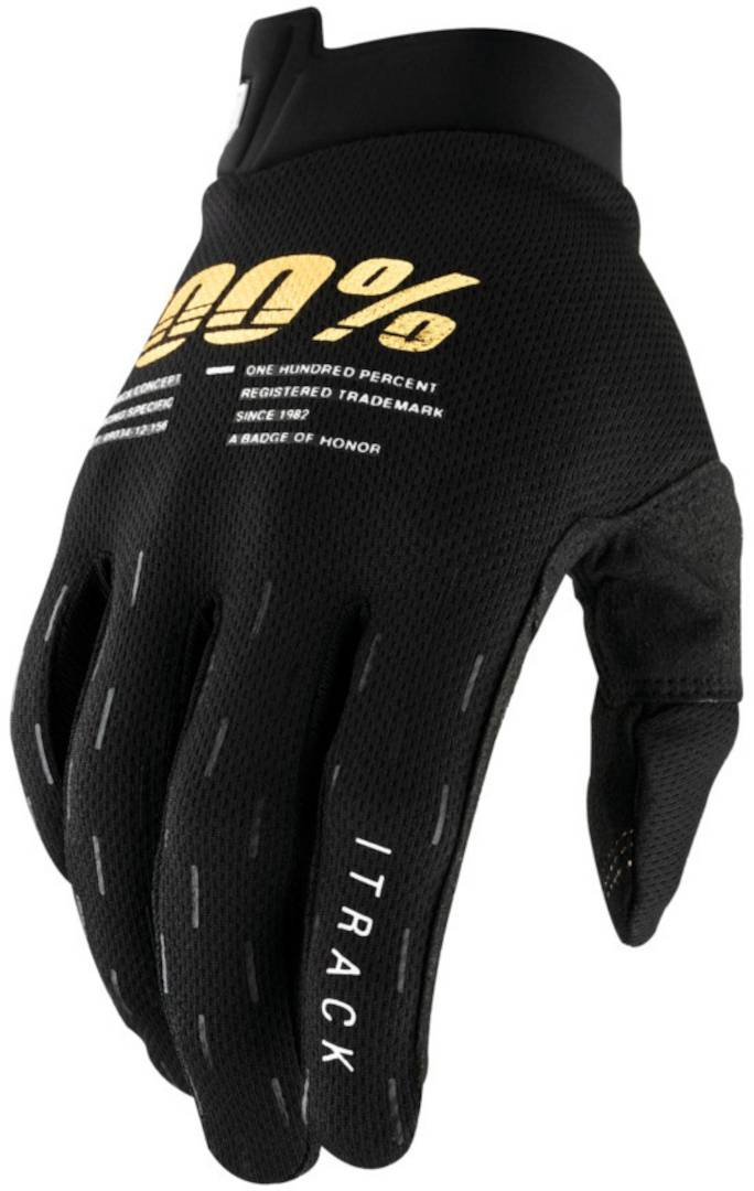 100% Itrack Gloves Guanti