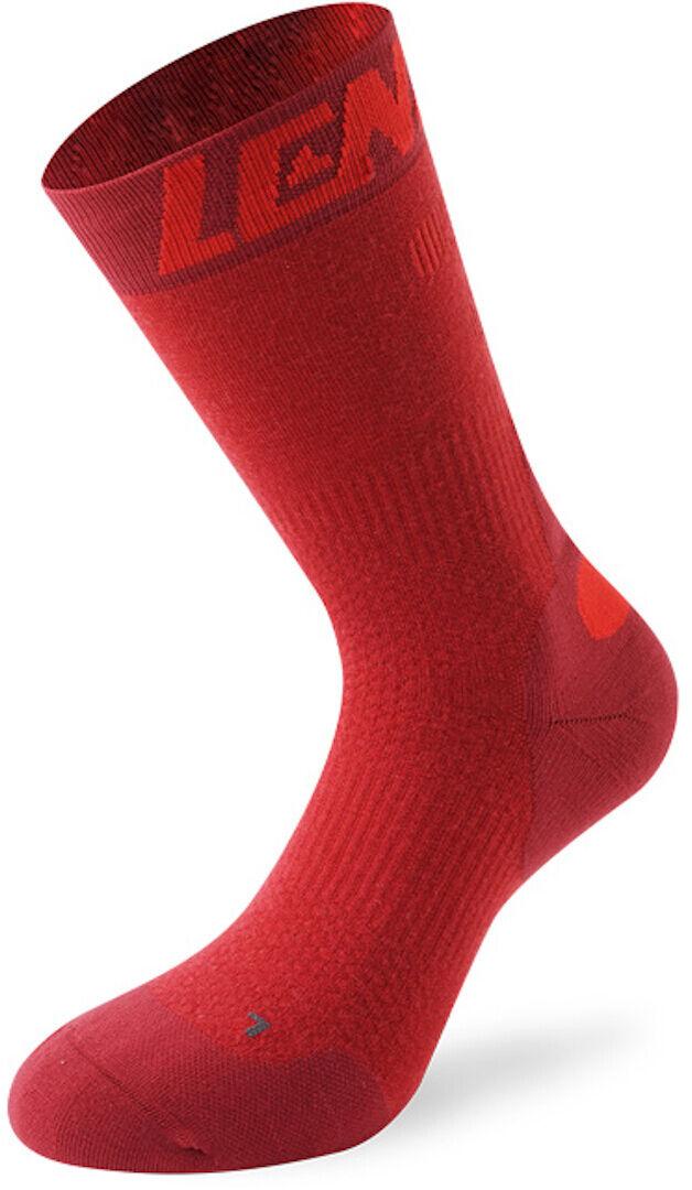 Lenz 7.0 Mid Merino Compression Socks Calzini
