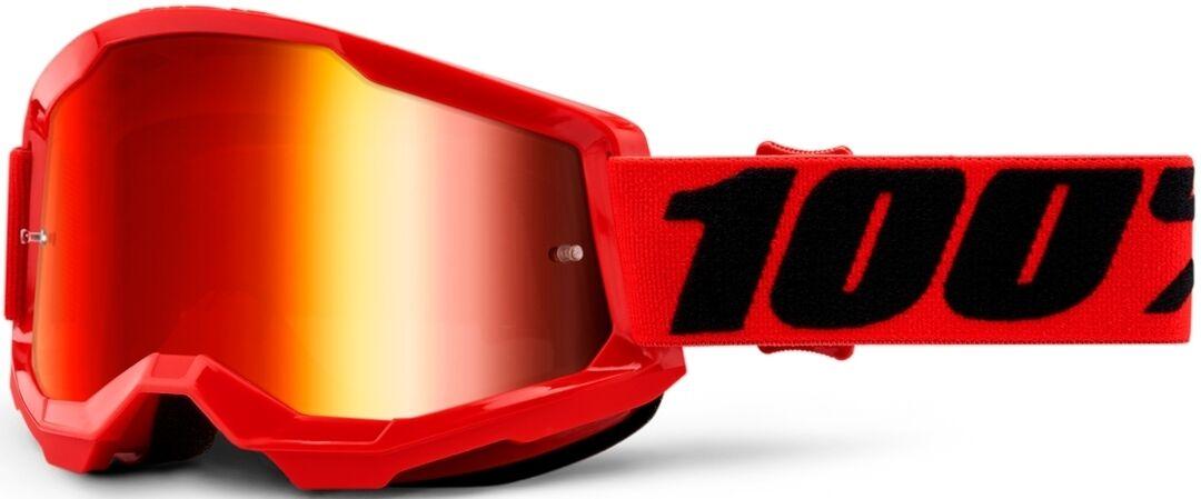100% Strata II Extra Occhiali motocross