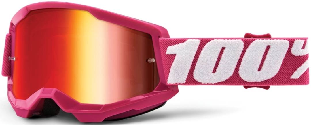 100% Strata II Extra Fletcher Occhiali motocross