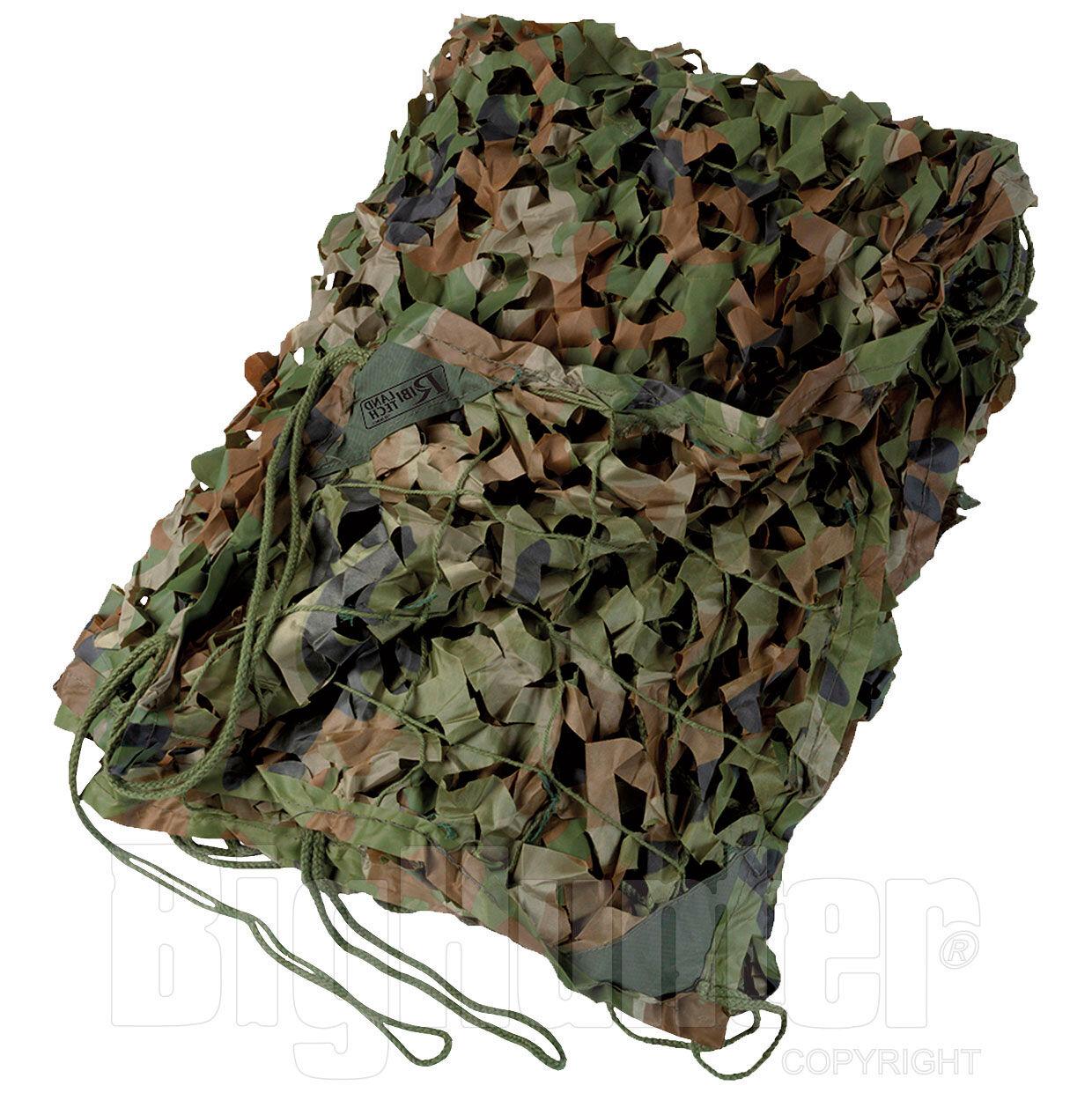 Rete Camouflage Ribimex 4x5 m