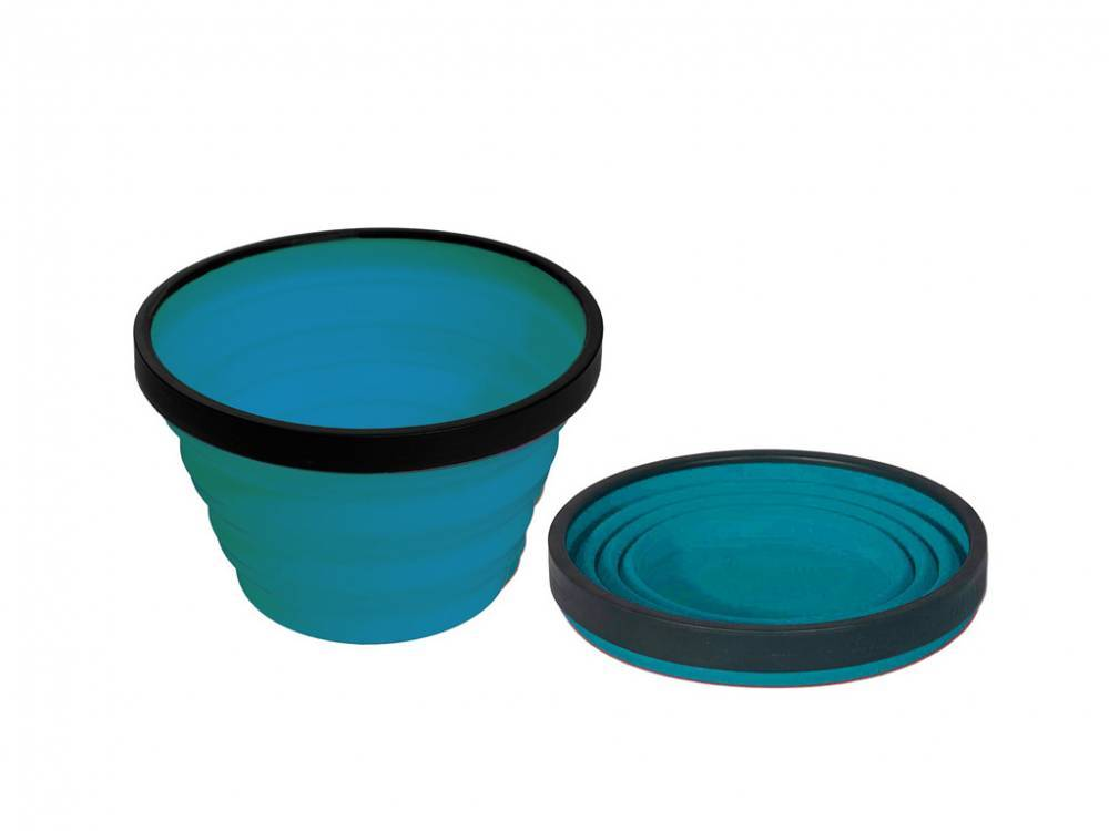 Sea to Summit Tazza Silicone X-Cup Pacific Blue Dcupz02