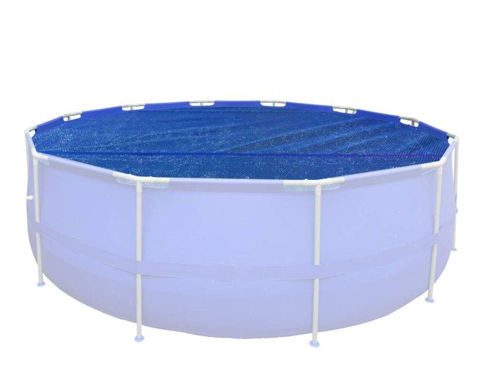 jilong copertura solare galleggiante per piscine tonde con struttura 17715