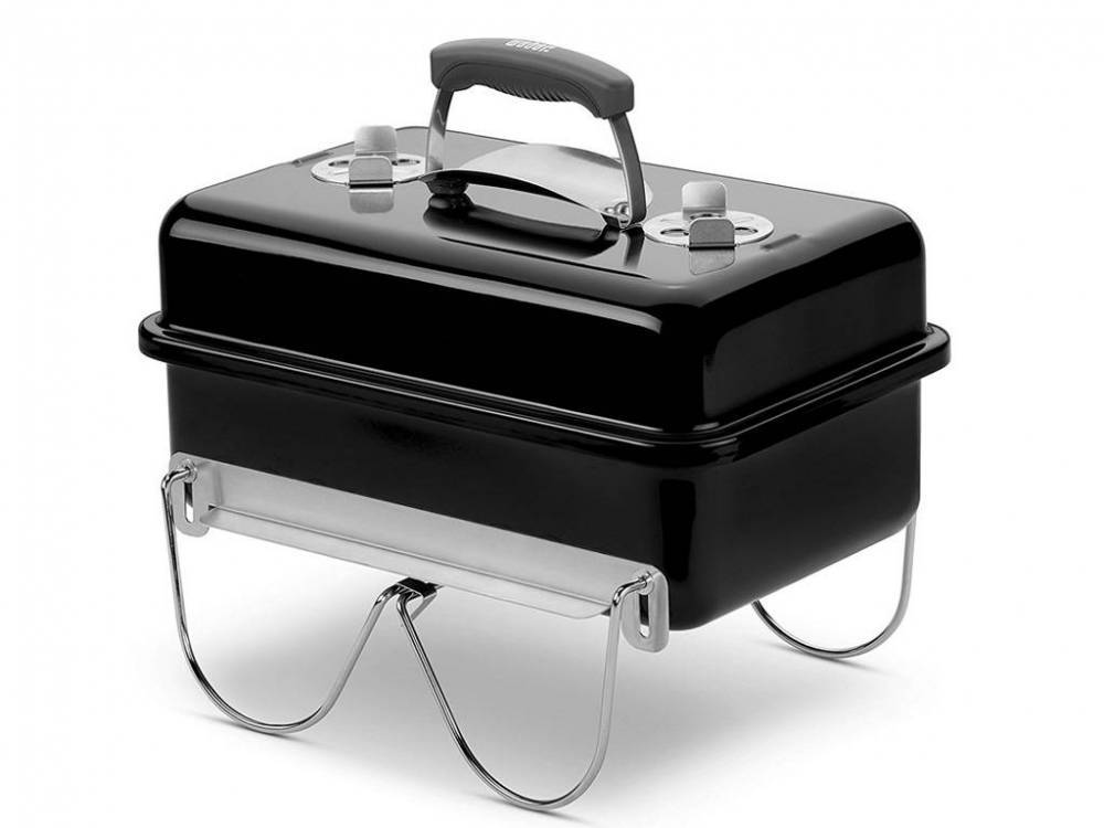 weber barbecue a carbonella go-anywhere 1131004