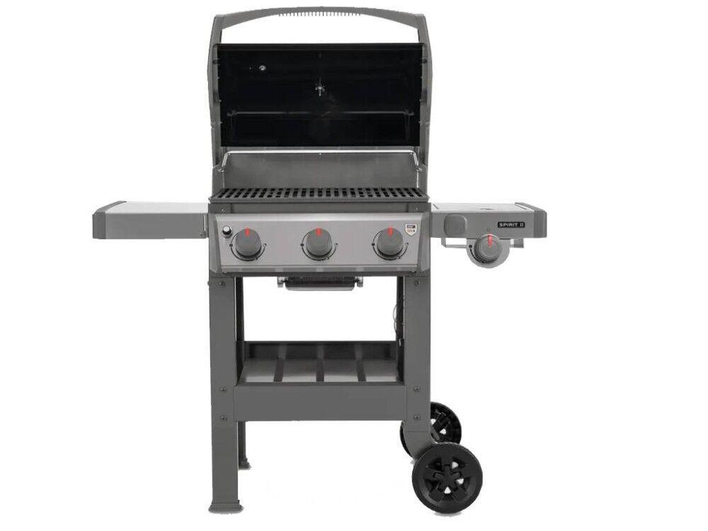 weber barbecue a gas spirit ii e-320 gbs 45012129