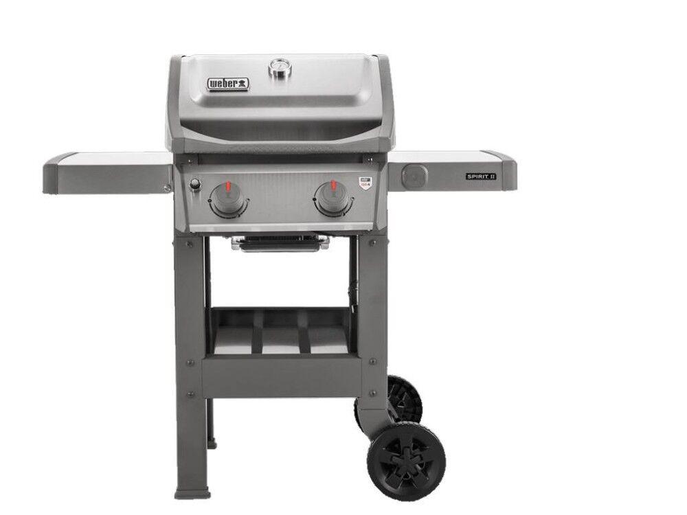 Weber Barbecue A Gas Spirit Ii S-210 Gbs Lp 44000129