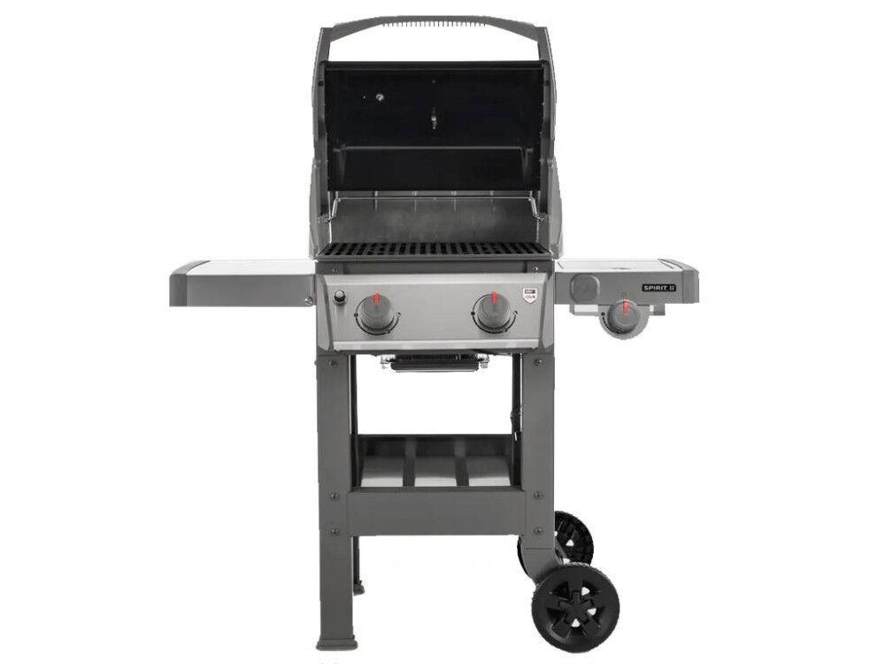 weber barbecue a gas spirit ii e-220 gbs 44012129