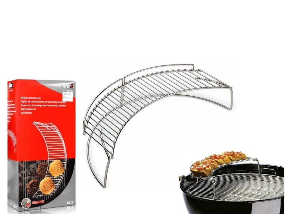 Weber Griglia Di Riscaldamento Per Barbecue A Carbone 8417
