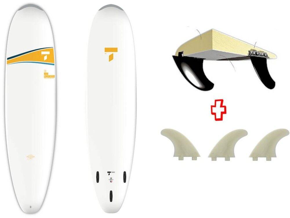 bic sport surf mini longboard 7'6