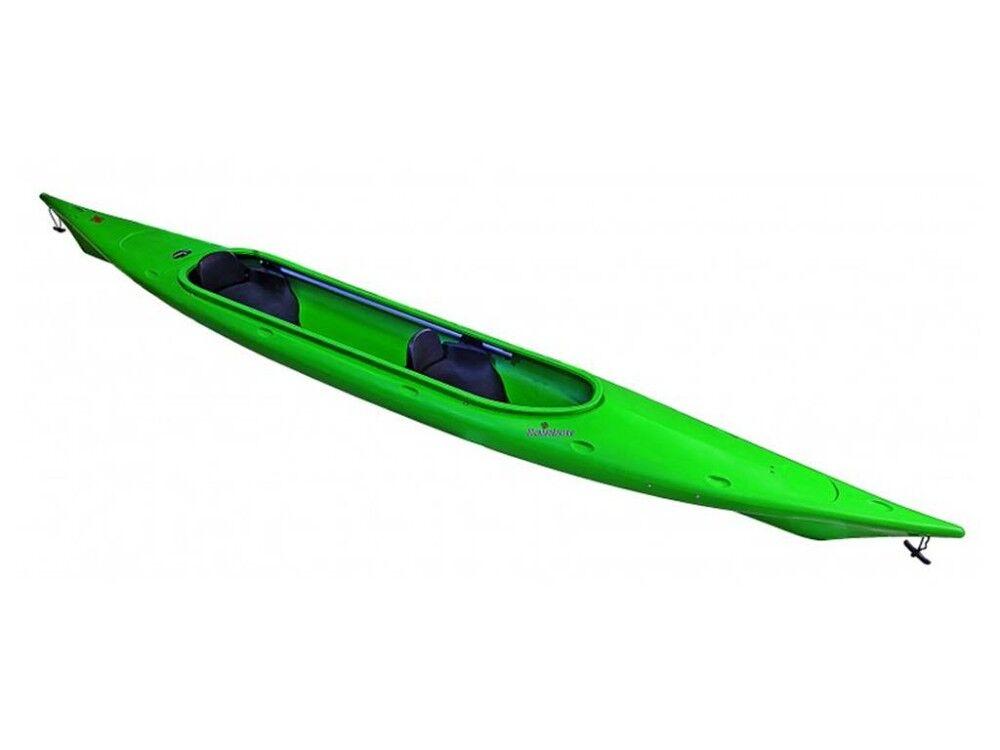 Rainbow Canoa Rigida In Polietilene Kontiki