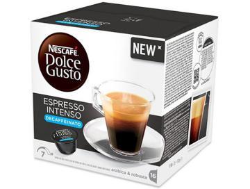 NESCAFÉ® 96 capsule Espresso Intenso Decaffeinato compatibili con sistema NESCAFÉ® Dolce Gusto®