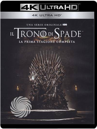 Video Delta Il trono di spade - Blu-Ray UHD - Stagione 1