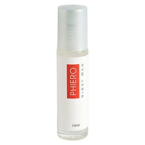 Phiero roll on profumo con feromoni per uomo - pratico roll on ai feromoni per attrazione - 3 diversi feromoni - piacevole aroma di muschio