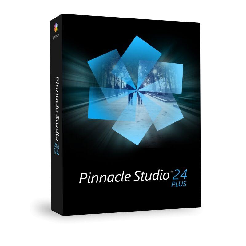 corel pinnacle studio 24 plus ml eu - pnst24plmleu