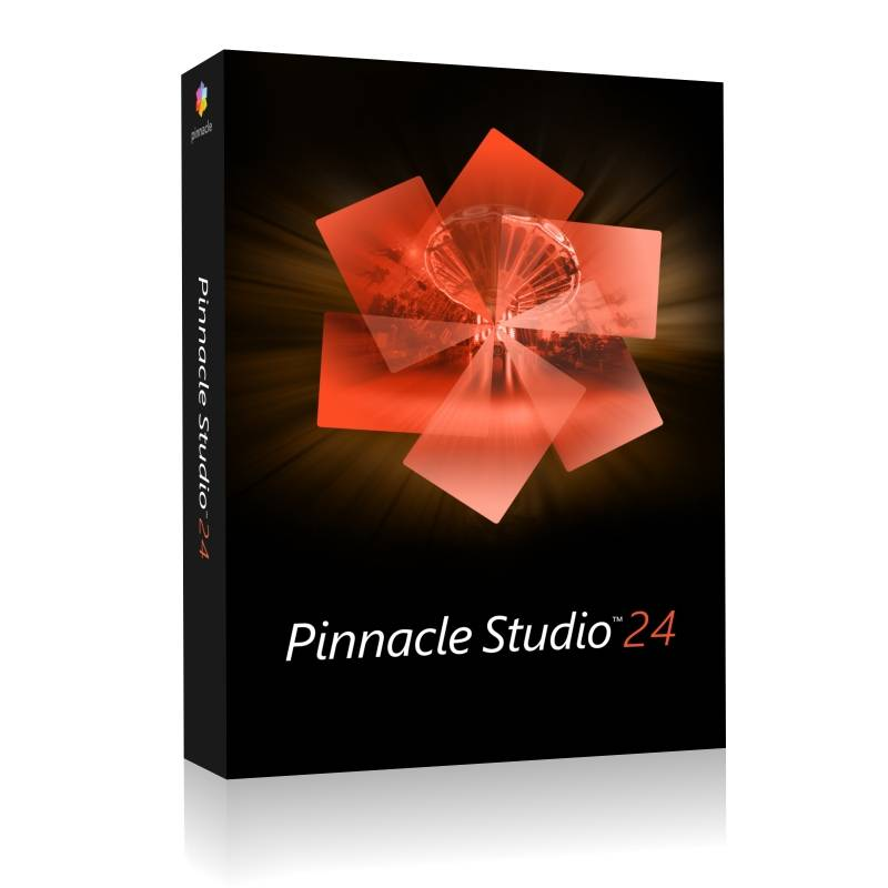 corel pinnacle studio 24 standard ml eu - pnst24stmleu