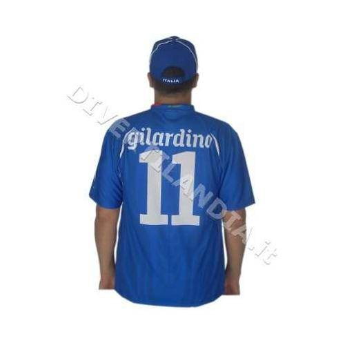 DIVERTILANDIA T-Shirt Gilardino Uomo M