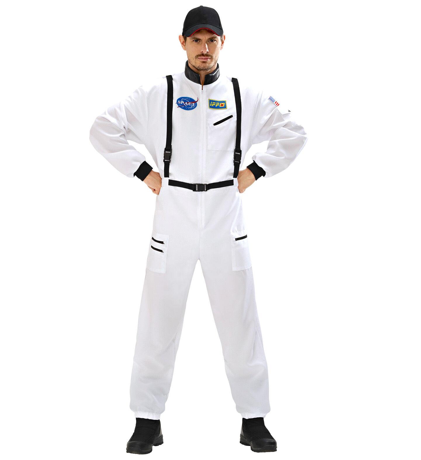 WIDMANN S.R.L. Tuta Uomo Astronauta Americano Nasa Carnevale