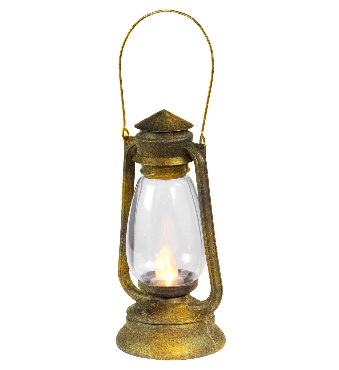 WIDMANN S.R.L. Lanterna Con Luce Led Tremolante
