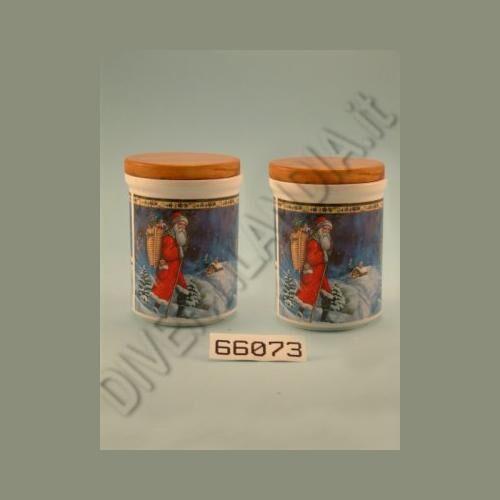 COMARCO S.R.L. 2 Barattoli Babbo Paesaggio