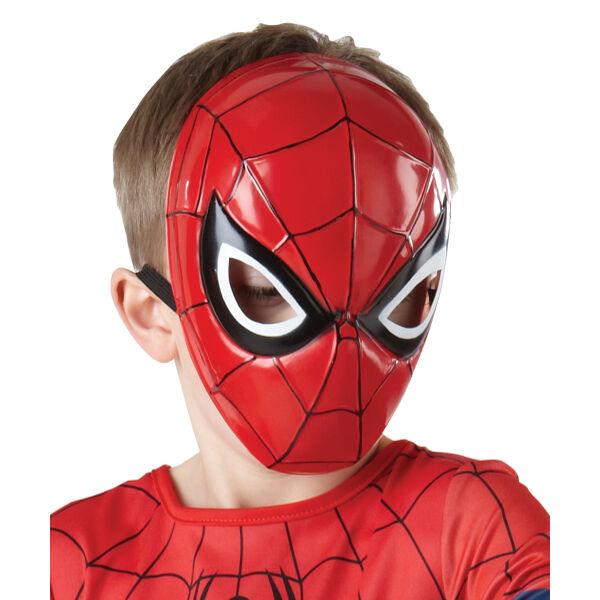 RUBIES MASQUERADE CO UK LTD Maschera Spiderman Plastica Rigida
