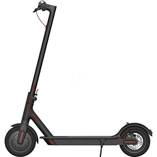 Xiaomi Mi Electric Scooter Monopattino Elettrico Pieghevole, 30 Km di Autonomia, Velocit fino a 25 Km/h, Versione Italiana, Nero