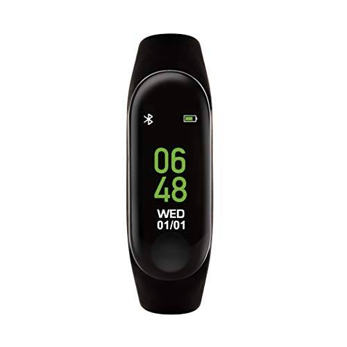 tikkers orologio activity tracker watch (nero)