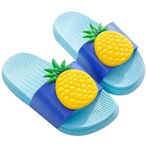 Sisttke Scarpe da Spiaggia e Piscina Pantofole estive Ragazzi e Ragazze Spiaggia Sandali Donna Uomo Bagno Frutta Ciabatte da Doccia Genitore-Figlio Taglia