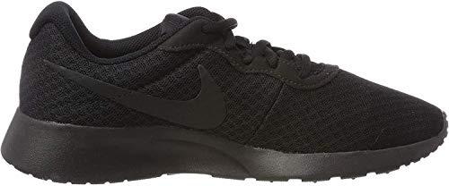 Nike TANJUN, Scarpe da Ginnastica Basse Uomo, Black 001 Black, 48.5 EU