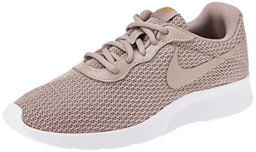 Nike Tanjun, Scarpe Running Donna, Multicolore (Pumice/Pumice/Dark Citron 204), 36.5 EU
