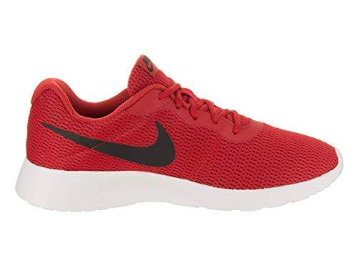 Nike Tanjun, Scarpe da Ginnastica Basse Uomo, Rosso (University Red/Black 601), 44.5 EU