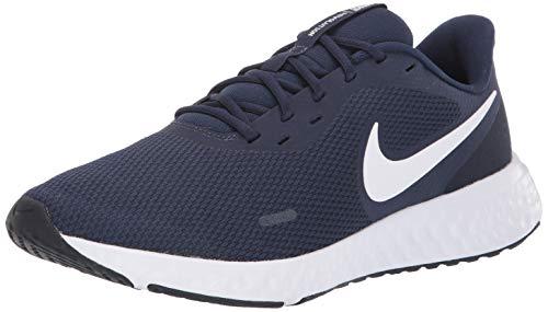 Nike Revolution 5 U Scarpe da Corsa, Uomo, Blu, 47.5 EU