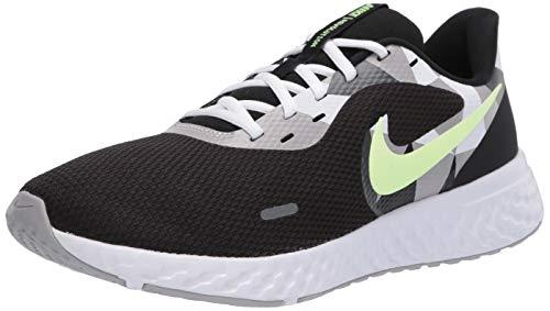 Nike Revolution 5 U Scarpe da Corsa, Uomo, Nero, 44 EU