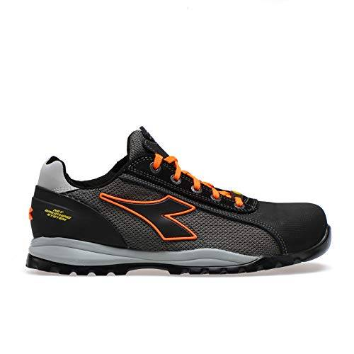 diadora utility diadora - scarpa da lavoro bassa glove net low pro s1p hro sra esd per uomo e donna (eu 46)