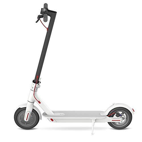Xiaomi Mi Scooter Monopattino Elettrico Pieghevole, 30 Km di Autonomia, Velocit fino a 25 Km/h, Bianco