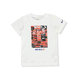 Nike t-Shirt (4-5 Anni IT Bimbo)