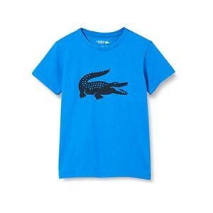 Lacoste Sport Tj2910 T-Shirt, Ultramarine/Marine, 12A Bambino