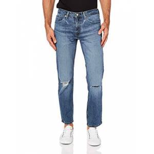 Levis 511 Slim Fit Jean Jeans, Blue Comet, 35W x 32L Uomo