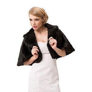 size 40 d35fb 8b111 Stola pelliccia ecologica sposa | Confronta prezzi di ...