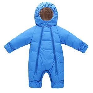 fb317dc59b Abbigliamento Bambino AHATECH Piumino Bambino Invernale Tute da Neve Neonato  Hooded Pagliaccetti, Pagliaccetto del Bambino