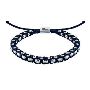 Tommy Hilfiger Jewelry Bracciale intrecciato Uomo acciaio_inossidabile - 2790162