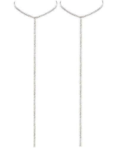 LATH.PIN Collana Girocollo da Donna Moda Accessori di Gioielleri Collana Set Necklace Club Jewelry Regalo per Natale Anniversario (Set 2 D)